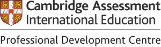 Cambridge Assessment International Education Professional Development Centre logo